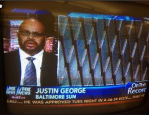 """Justin George worked on """"Shoot to Kill"""" for nine months while on a journalism fellowship."""