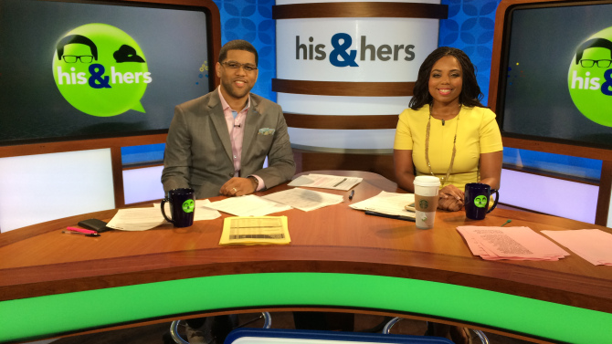 Michael Smith and Jemele Hill (Credit: ESPN)